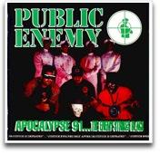 Public Enemy - Apocalypse 91 The Enemy Strikes Black
